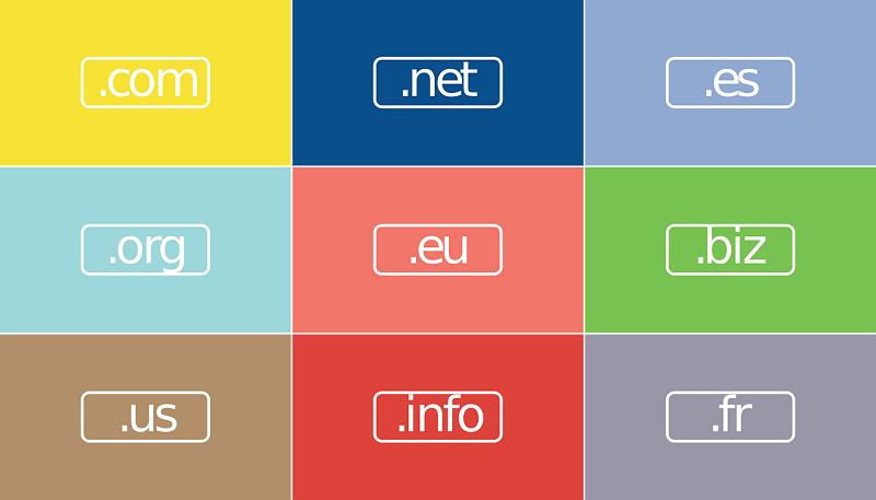 Registracija domene online