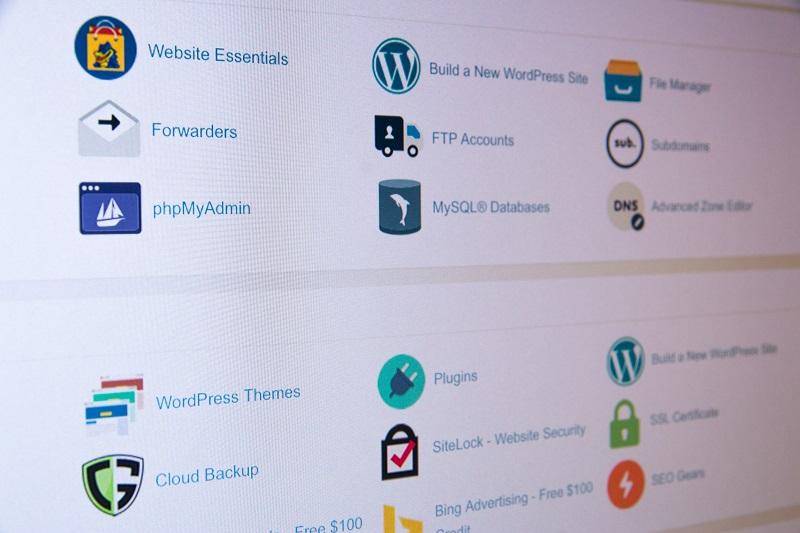 cPanel se koriste za administraciju web hostinga