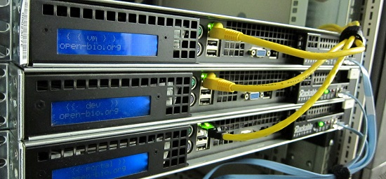 Web hosting podrazumijeva zakup određenog dijela servera